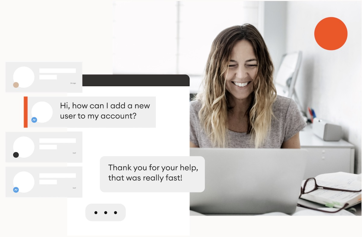 Customer Service Manager and Zowie Chatbot